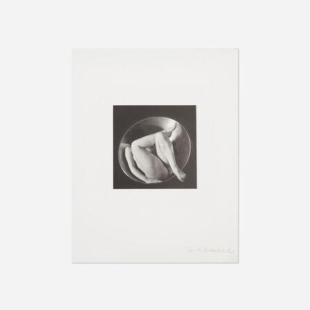 Ruth Bernhard, 'In the Circle', 1934
