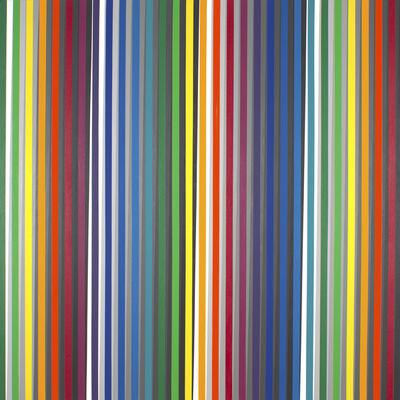 Gabriele Evertz, 'Twelve Hues  Thirteen Grays (Diaphanous 2', 2012