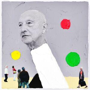Przemek Matecki, 'Georg Baselitz, from the Small Paintings series', 2016-2018
