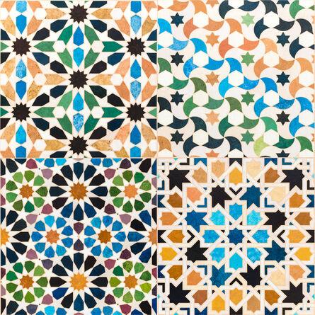 Ben Johnson (b.1946), 'Alhambra Quartet', 2016