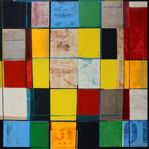 Carlos Rojas, 'Eje Cafetero. Serie Por Pintar (Colombian coffee region)', 1996