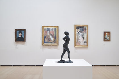 Masterpieces of the Kunsthalle Bremen:  From Delacroix to Beckmann