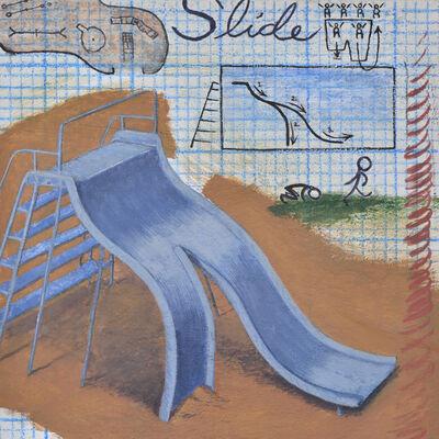 Daniel Oliva, 'Slide', 2018