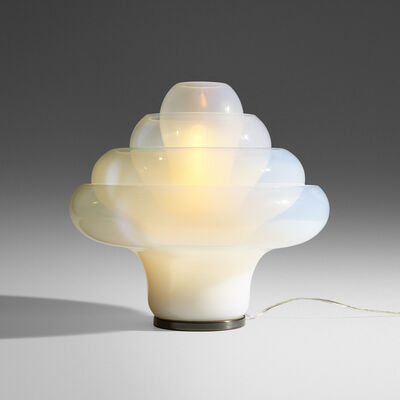 Carlo Nason, 'table lamp, model LT305', c. 1969