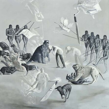 Tayfun Gülnar, 'Eternal Cycle VI', 2016
