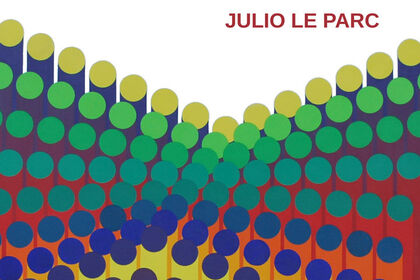 The artist's desk: artists in quarantine | JULIO LE PARC @valmoreart