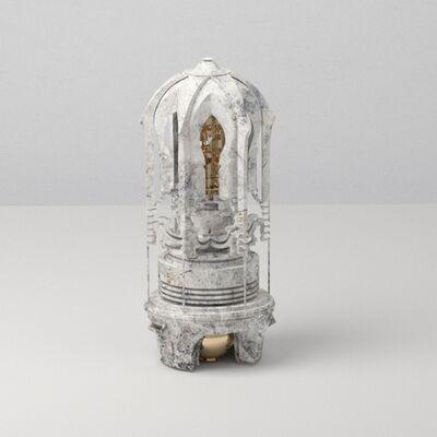 Saks Afridi, 'Artifact - Prayer Capsule', 2019