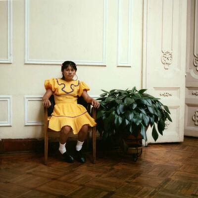 Karen Paulina Biswell, 'Achiba dai una panuma (They see us)', 2013