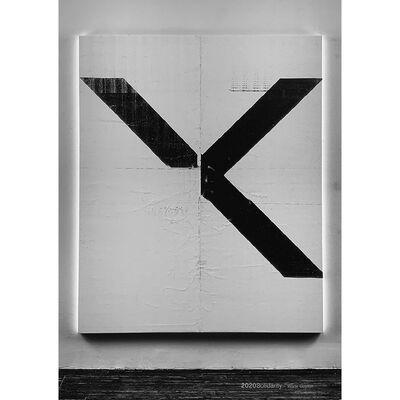Wade Guyton, 'Untitled (WG3521, 2015)', 2020