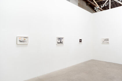 Robyn O'Neil: The Los Angeles Drawings