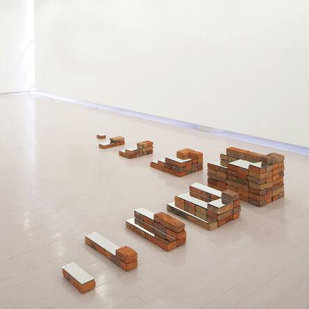 Mario Navarro (b. 1984), 'Isodomum', 2018