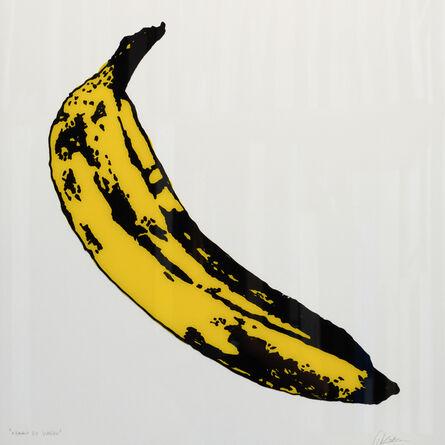 Okova, 'A banana by Warhol', 2020