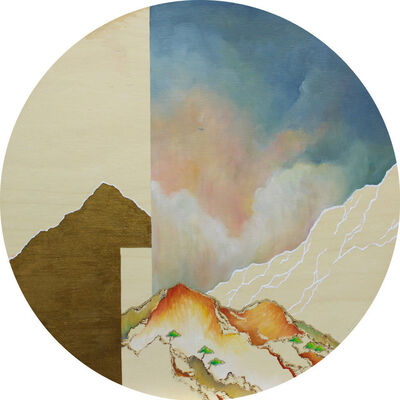 Michelle Loa Kum Cheung, 'Point of Pale Light', 2019