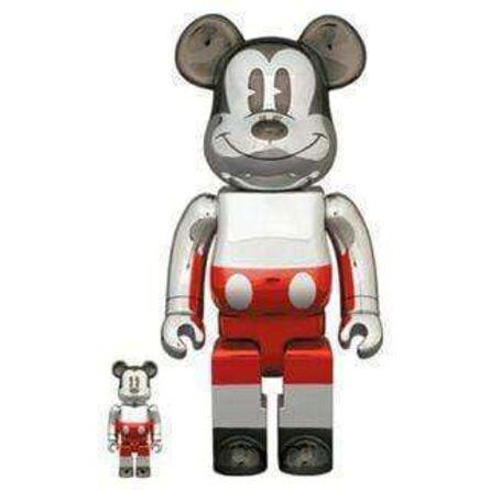 BE@RBRICK, 'Mickey Mouse. Sorayama Version 100% 400%', 2001-2020