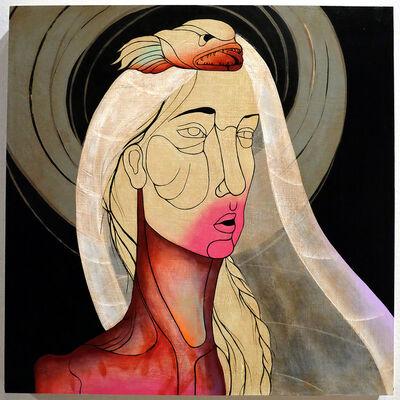 Jennifer Caviola (CAKE), 'Snakehead Fish Bride', 2013-2014