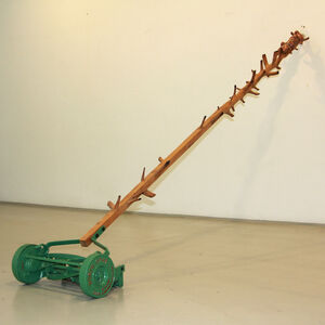 Yuli Prayitno, 'Imitasi Organik', 2013