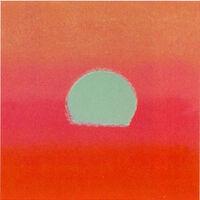 Andy Warhol, 'Sunset II.86', 1972