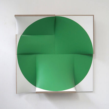 Jan Maarten Voskuil, 'Improved Pointless Green', 2014
