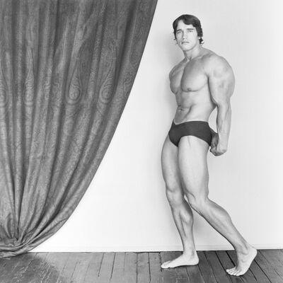 Robert Mapplethorpe, 'Arnold Schwarzenegger', 1976