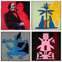 Andy Warhol, 'Hans Christian Andersen II.394 - II.397 (suite)', 1987