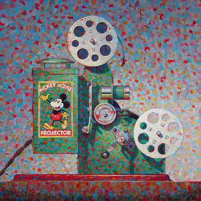 Raymond Logan, 'Mickey Mouse Projector', 2018