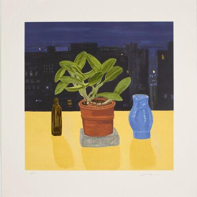 Jane Freilicher, 'At Night', 2011