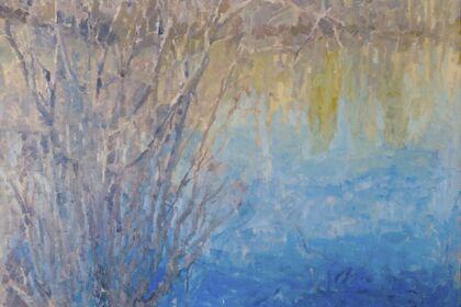 Annie Harris Massie: New Paintings in Oil and Encaustic