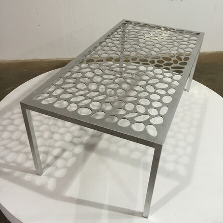 Carolina Sardi, 'Nest Aluminum Table', 2015