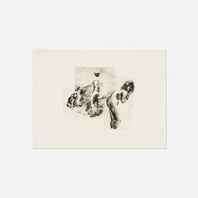 Eric Fischl, 'Dog Boy Woman', 1992