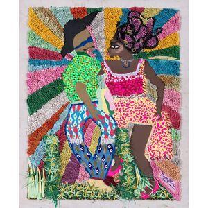 Franklin Mbungu Wabonga, 'Danseurs', 2016