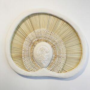 Kirsten Hassenfeld, 'Eyelet', 2018