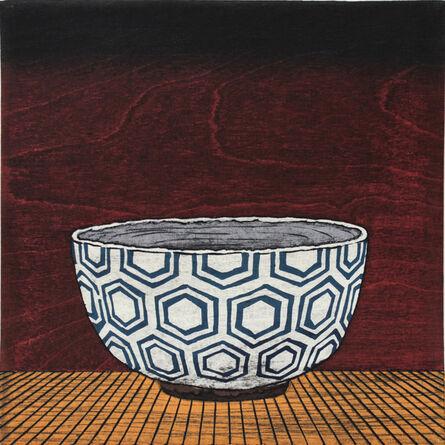 Nana Shiomi, 'White Hexagon Tea Bowl ', 2017