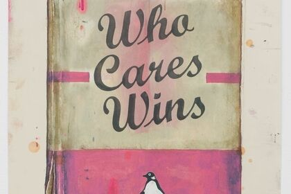 Harland Miller - When Books Were Famous
