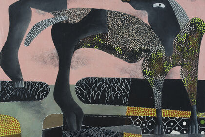 Anthropocene   Paintings and Drawings for the New Normal