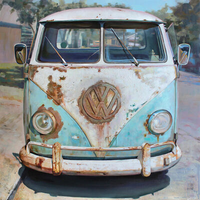 Jason Kowalski, 'Rust Bus', 2015