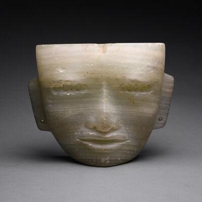 Teotihuacan, 'Teotihuacan Alabaster Mask', ca. 300 to 700 AD