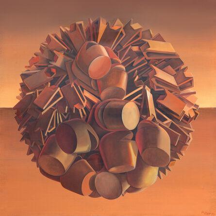 Mariano Pieroni, 'Thinking to Parmenide', 1984