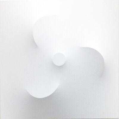 Norio Imai, 'Shadow of Memory 038 ‒ Three Feathers', 2009