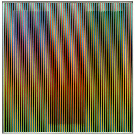 Carlos Cruz-Diez, 'Physichromie Panam 222', 2015