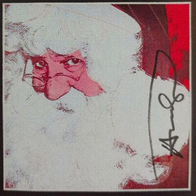 Andy Warhol, 'Santa Claus', 1981