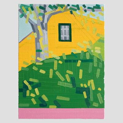 Guy Yanai, 'Alex Katz Yellow House', 2020