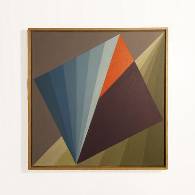 Anton Stankowski, 'Bewegtes Quadrat', 1993