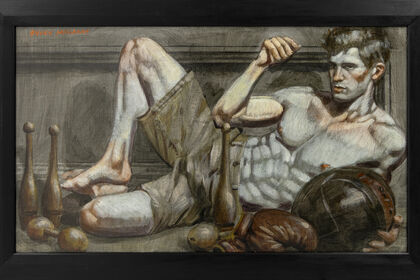 Mark Beard | Bruce Sargeant (1898-1938): Rediscovered British and French Murals