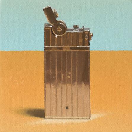 Harold Reddicliffe, 'Open Lighter', 2014