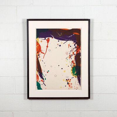 Sam Francis, 'Untitled (National)', 1968