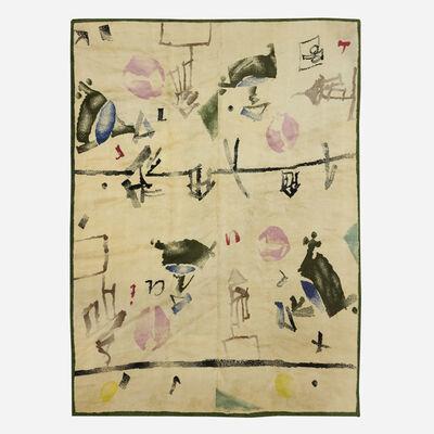 Manuel Hernández Mompó, 'Tapestry', c. 1965