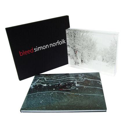 Simon Norfolk, 'Bleed - Collector's Edition', 2005