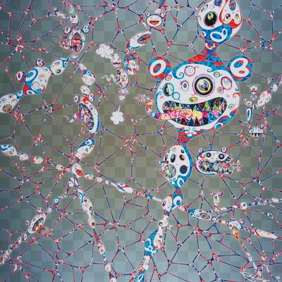 Takashi Murakami, 'Chaos: Primordial Life', 2017