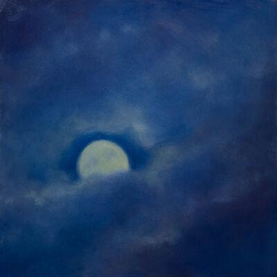 Jim Schantz, 'Winter Moon', 2020