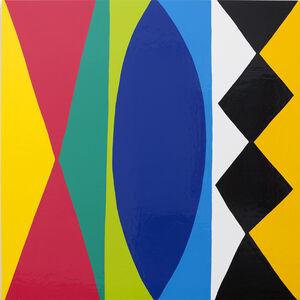 Kim MacConnel, '27 Rabbit', 2012